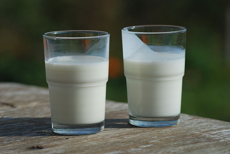 Butter milk is rich in nutrients