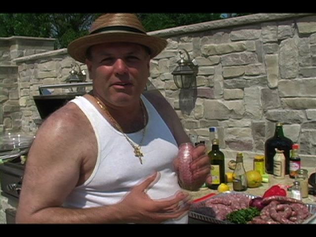 how to cook italian sausage on grill