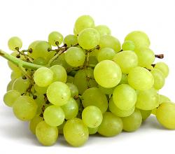 Fruits for psoriasis - grapes