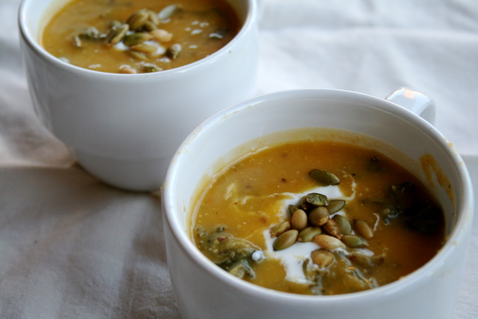 Flax Seed Soup