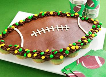 Super Bowl dessert