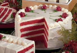 Red Velvet Layer Cake — Diabetic Desserts