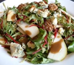 Pear Paneer Salad - Refreshing Paneer Starters