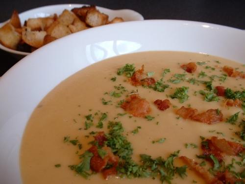 preserving soup