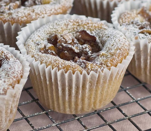 Cinnamon Cupcake Ideas