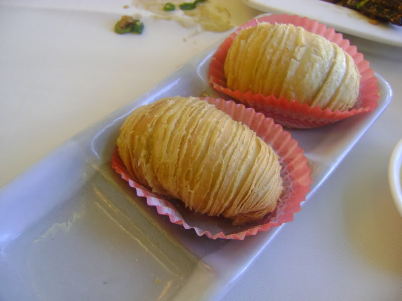 Baked turnip