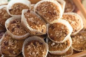 7-Grain Corn Cupcake