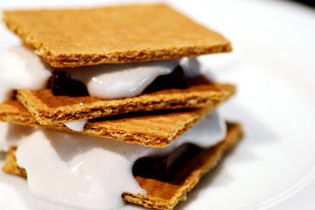 Top Ten food Inventions by America-S'mores