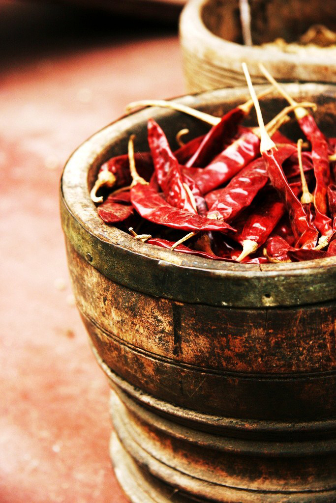 Chilies- Taste of India