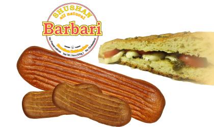 Barbari bread