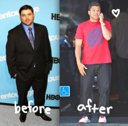 Jerry Ferrara's Weight Loss: 55 Pounds!