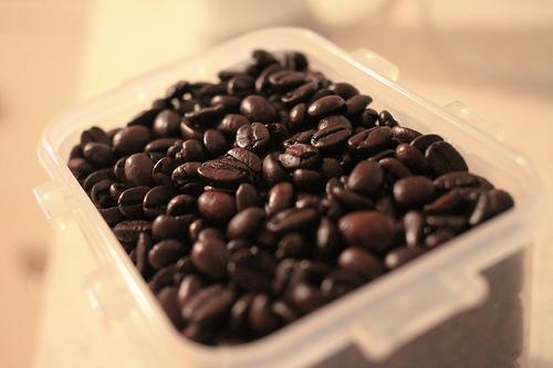Freshly Roasted Coffef beans