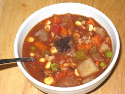 Tips to make low fat beef soup