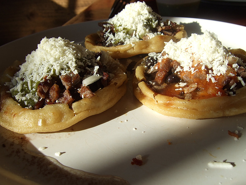Mexican Sopes Recipe by shantihhh   iFood.tv
