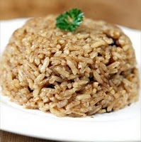 Arroz con coco - The coconut rice from Caribbean Islands