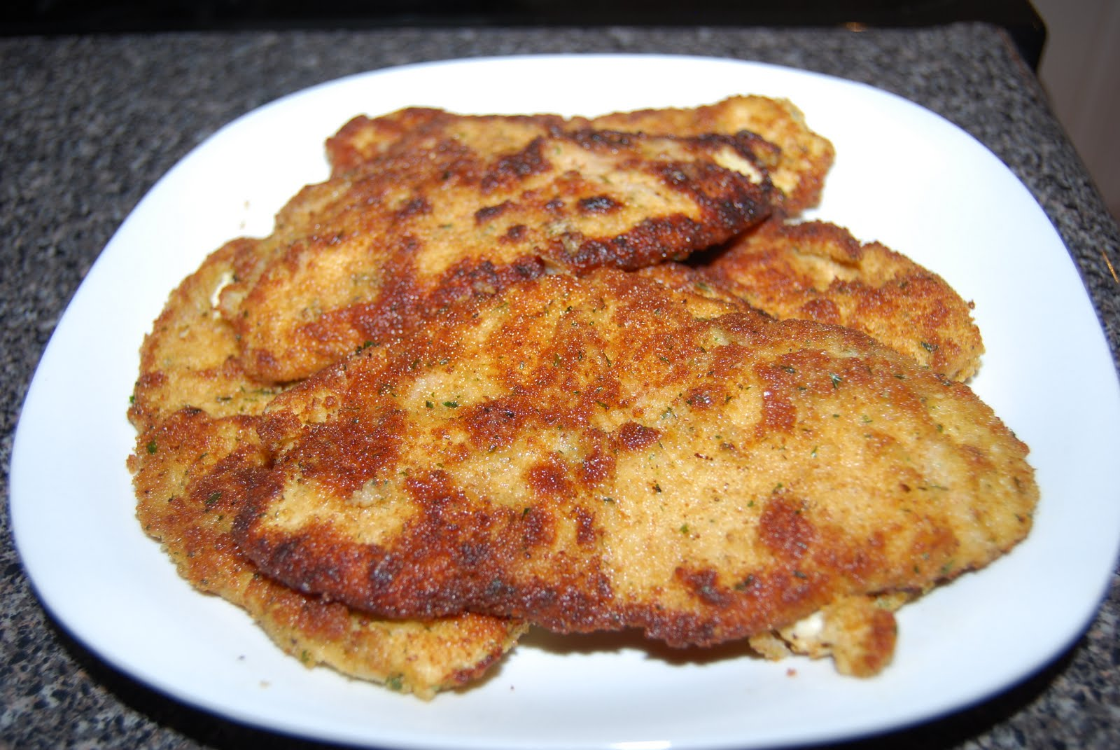 Healthy chicken cutlets for kids