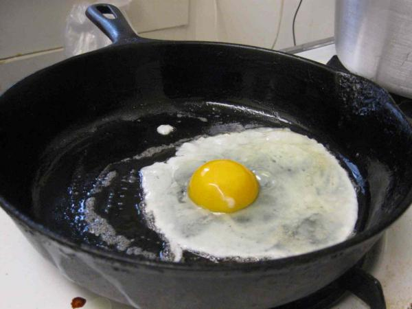 531355 fried egg