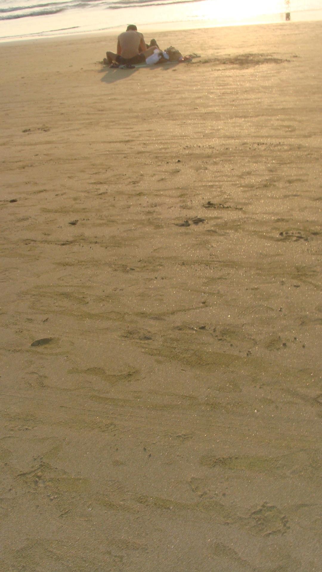 A goan beach