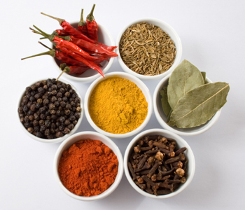 Malaysian spices