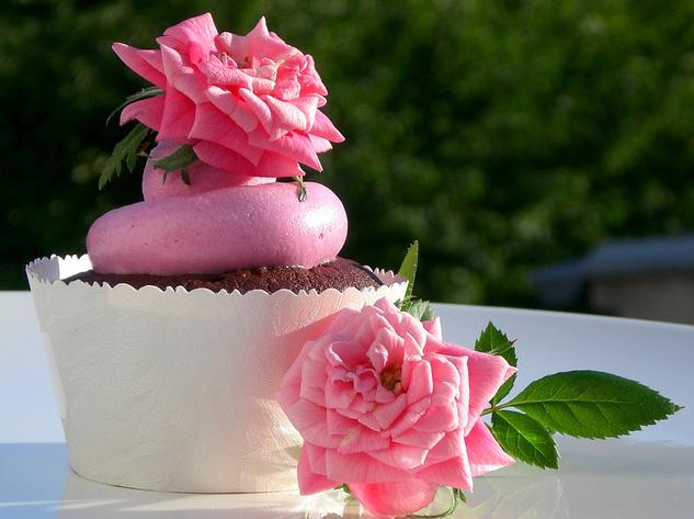 Beet Cupcake Ideas