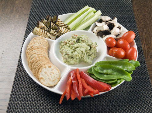 Share a platter of tortillas and Guacamole with family and friend this Cinco de Mayo