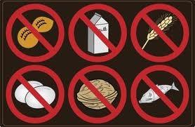 Allergen free foods