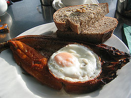 Kippers and eggs