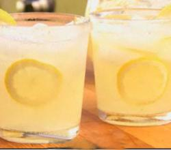 Lemonade For Potluck Menu