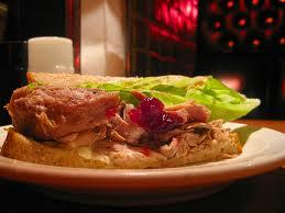 Cranberry Turkey Roast
