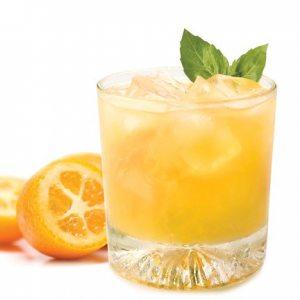umquat Ginger Caipirinha