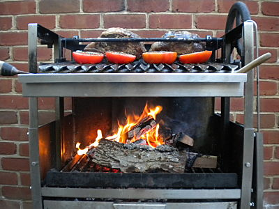 How To Build A Charcoal Grill By Bon Vivant Ifood Tv
