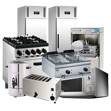 Essential Commercial Catering Equipments
