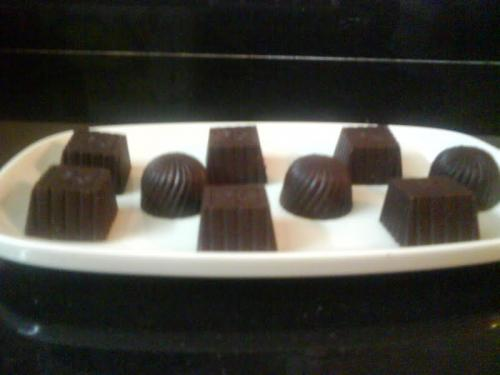 Dove Chocolates