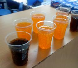 New age health drinks for New Year