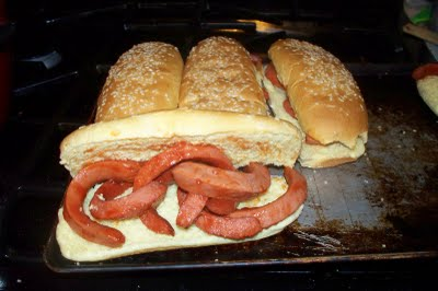tapeworm sandwiches