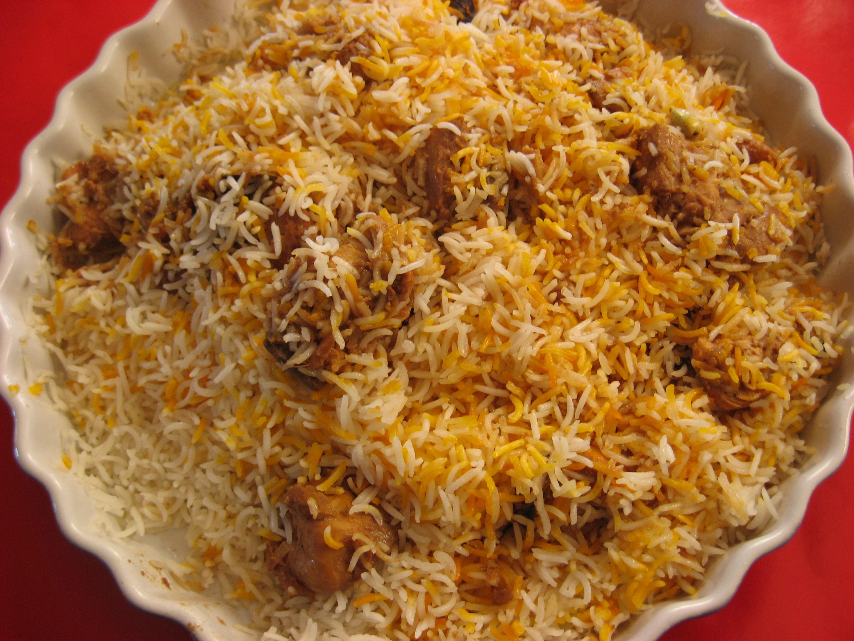 Chicken Biryani By Shebasrecipes.com Recipe by sfehmi | iFood.tv