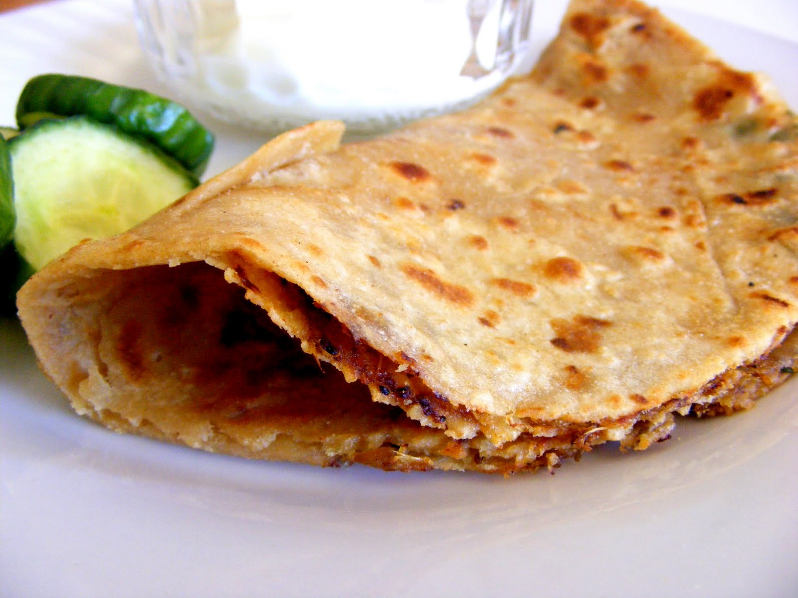 Mooli Ka Parantha Recipe, Mooli Paratha by Rahul.Chef.and ...