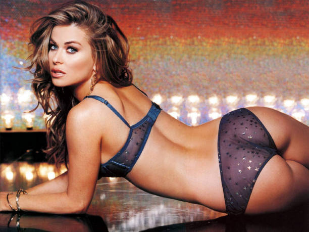 Carmen Electra's 'Striptease' Diet
