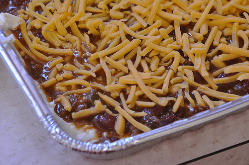 Chili Cheese Dip - Cheesy Chlli Starters