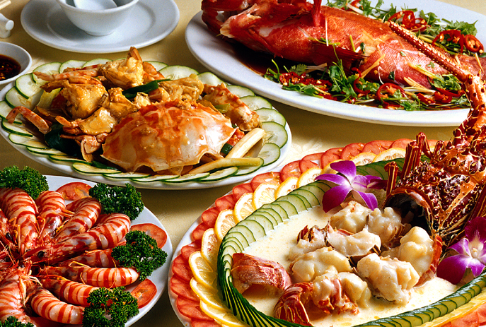 Interesting quotes on seafood