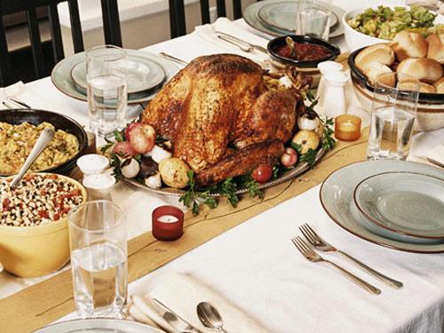 Elegantly Exotic Holiday Lunch Ideas