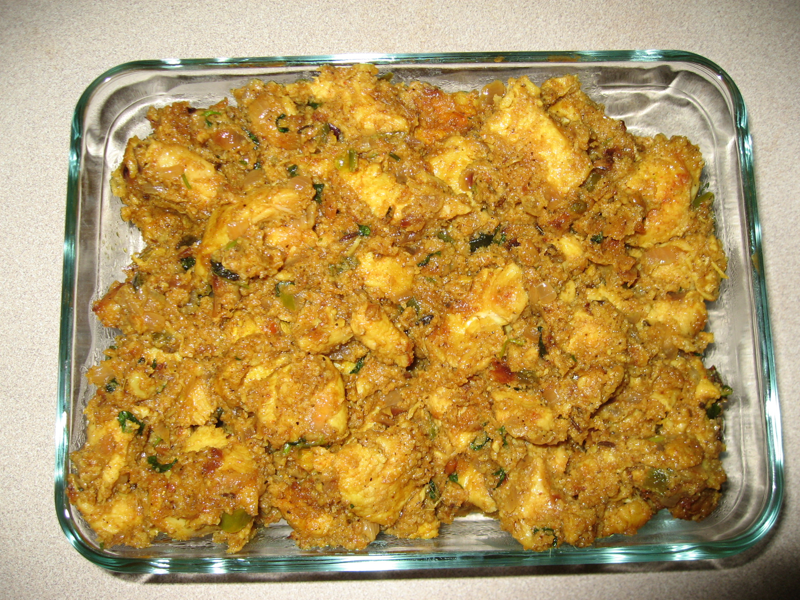Cake Recipe With Kadai: Kadai Chicken Recipe By Snigdha