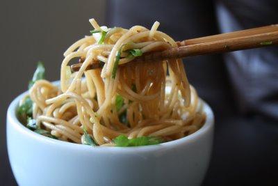 Thai Sesame Noodles