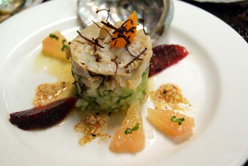 Abalone Ceviche