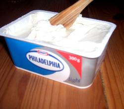 Yummy cream cheese