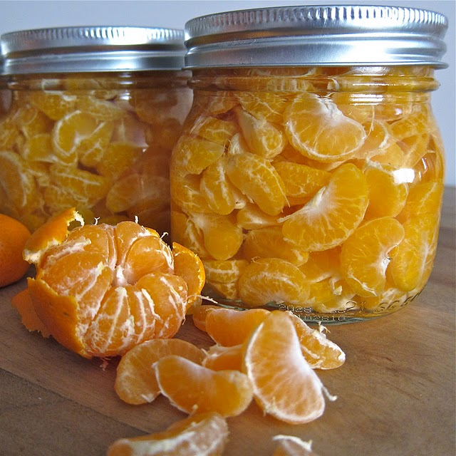 Canned Oranges