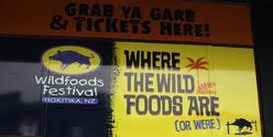 Hokitika Wild Foods Festival