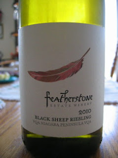 Featherstone 2010 Black Sheep Riesling