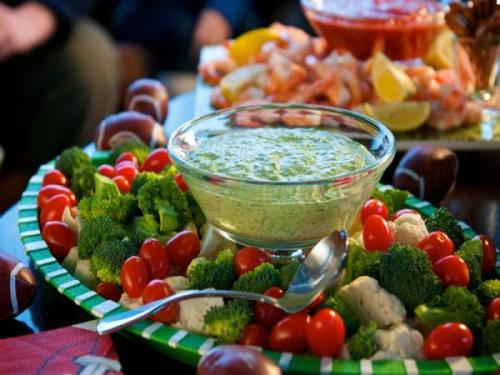 creamy_herb_dipping_sauce