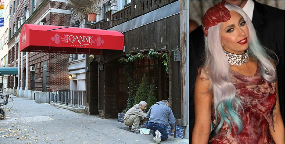 Lady Gaga's restaurant